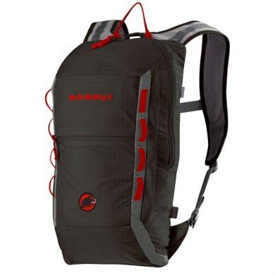 Mochila Escalada Mammut NEON LIGHT Black- Smoke 12 L - MAMMUT NEON LIGHT BLACK-SMOKE (1)