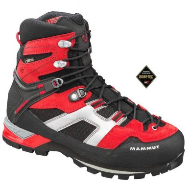 Botas Mammut MAGIC HIGH GTX Hombre Inferno Black - MAMMUT MAGIC HIGH GTX INFERNO BLACK(1)
