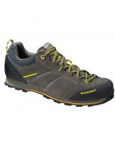 Zapatillas Mammut WALL GUIDE LOW hombre Bark-Vibrant