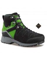 Dolomite STEINBOCK HIKE GTX Negro-verde - Botas de Trekking Gore Tex