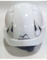 Casco Profesional Vertical Degree Montana Work Blanco