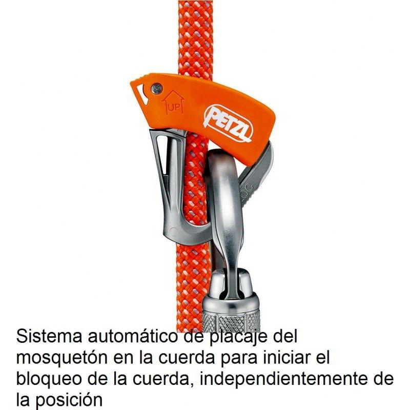 Bloqueador petzl | aparato bloqueador de celulares