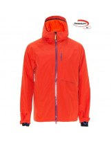Chaqueta Esquí Ternua ZERMATT JACKET Orange Red