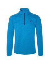 Camiseta Ternua TALOK 1/2 ZIP Sea Blue