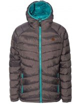 Chaqueta Ternua LISSA Therm Hoody Jkt Whales Grey