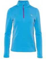 Jersey Polar Mujer Ternua HIGHLANDER 1415 Methyl Blue
