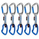 Pack 5 Cintas Mammut 5er Pack Crag Express Set Gate-Wire 10 cm - 5ER PACK CRAG INDICATOR EXP (1)