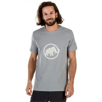 Camiseta Mammut LOGO Granite-White MC - MAMMUT LOGO MEN GRANITE WH MC(1)