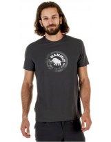 Camiseta Mammut SEILE Graphite MC