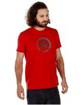 Camiseta Mammut SEILE Magma MC