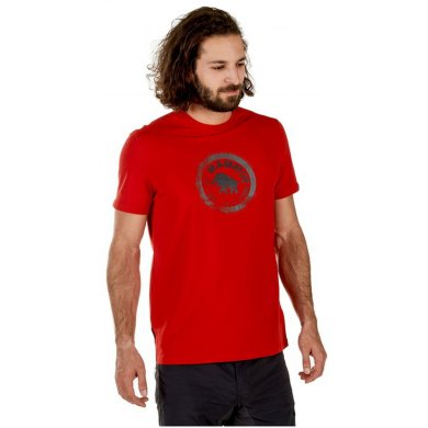 Camiseta Mammut SEILE Magma MC - MAMMUT SEILE MEN MAGMA (1)
