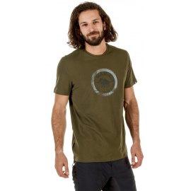 Camiseta Mammut SEILE Iguana MC