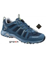 Zapatillas  Nordic Walking Mammut T AENERGY LOW GTX Jay Vibrant