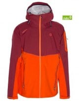 Chaqueta Tecnica Hombre Ternua WALF Orange Red-Burgundy
