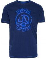Camiseta Algodon Ternua TERMON Dark Marine