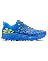 Zapatillas Trail Running Tecnica SUPREME MAX 3.0 MS BLUE-LIME