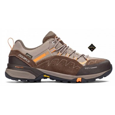 Zapatillas Trekking Tecnica T-CROSS LOW GTX Chocolate-Orange - TECNICA TCROSS LOW CHOCOLATE-ORANGE(1)