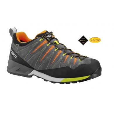 Zapatillas Trekking Dolomite CRODAROSSA LOW GTX Asphalt Grey