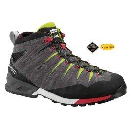 Botas Trekking Dolomite CRODAROSSA MID GTX Asphalt Grey-Green Shoot