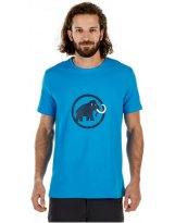 Camiseta Mammut LOGO Imperial Jay MC