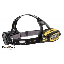 Linterna frontal ultrapotente Petzl DUO S 1100 lm