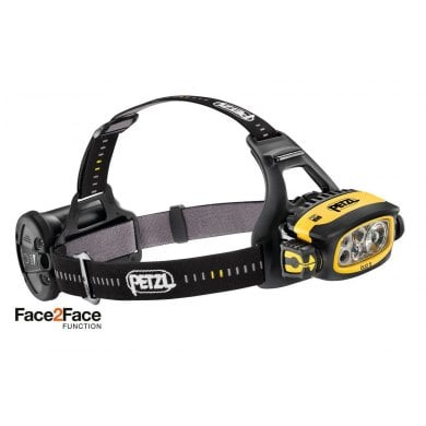 Linterna frontal ultrapotente Petzl DUO S 1100 lm - PETZL DUO S (1)