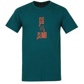Camiseta Algodon Hombre RAFIKI SLACK MS Bayberry MC