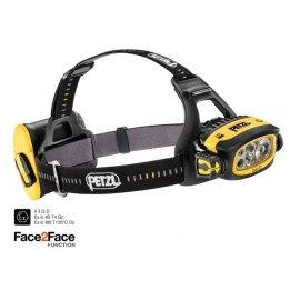 Linterna frontal potente Petzl DUO Z2 430 lm