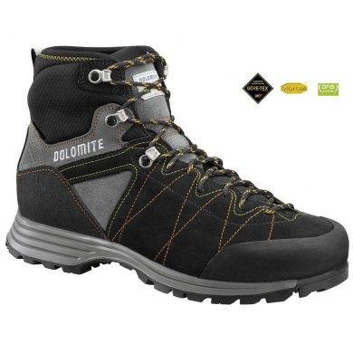 Botas de Hiking Dolomite STEINBOCK HIKE GTX 1.5 BLACK-GUN GREY - STEINBOCK HIKE GTX 1.5 BLK-GUN G(1)