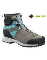 Botas de Hiking Mujer Dolomite STEINBOCK HIKE GTX 1.5 WMN Pewter Grey-Atoll