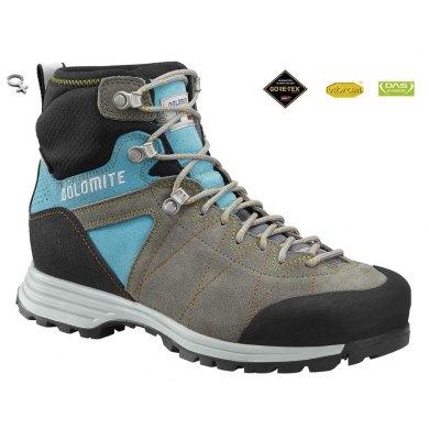 Botas de Trekking Mujer Dolomite STEINBOCK HIKE GTX 1.5 WMN Pewter Grey-Ato - STEINBOCK HIKE GTX WMN 1.5 PEW GR(1)