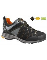 Zapatillas Aproximacion Dolomite STEINBOCK LOW GTX 2.0 Black Bright Orange