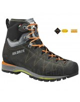 Botas de Alpinismo Dolomite TORQ GTX 2.0 Anthracite-Bright Orange