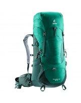 Mochila Trekking Deuter AIRCONTACT LITE 50+10 Alpinegreen-Forest