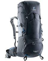 Mochila Trekking Deuter AIRCONTACT LITE 50+10 Black-Graphite