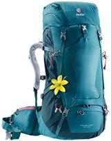 Mochila Trekking Mujer Deuter FUTURA VARIO 45+10 SL Denim-Arctic