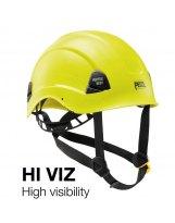 Casco Trabajos en Altura Petzl VERTEX BEST Amarillo Alta Visibilidad
