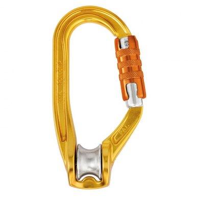 Polea mosquetón Petzl ROLLCLIP A Triact Lock - PETZL ROLLCLIP A TL (1)