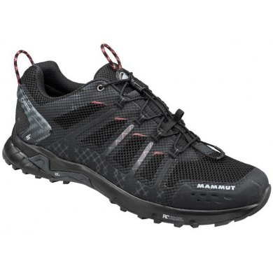Zapatillas Mammut T AENERGY LOW GTX Hombre Black-Dark Lava - MAMMUT T AENERGY LOW GTX BLACK-DARK (1)