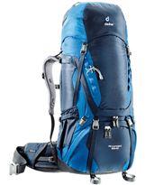 Mochila de trekking Deuter AIRCONTACT 65+10 Midnight-Ocean