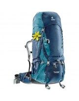 Mochila de trekking Mujer Deuter AIRCONTACT 70+10 SL Midnight-Denim