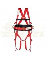 Arnes Anticaidas Anclaje Dorsal y Frontal con Cinturon Akrobat AK005