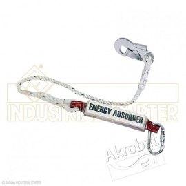 Cuerda con disipador de Energia AKROBAT AK112S
