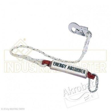 Cuerda con disipador de Energia AKROBAT AK112S - AKROBAT AK112S