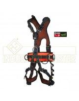 Arnes de Anclaje Dorsal-Frontal-Cinturon Akrobat AK650 EXCLUSIVO Stretch