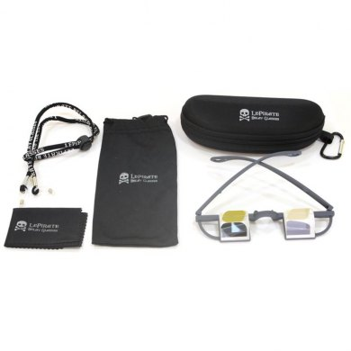 Gafas de Aseguramiento LEPIRATE M2 STANAGE - LEPIRATE BELAY GLASSES M2 STANAGE (3)