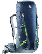 Mochila Alpinismo Deuter GUIDE LITE 32 Navy-Granite