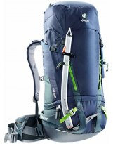 Mochila Alpinismo Deuter GUIDE 45+ Navy-Granite