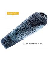 Saco de dormir Fibra Deuter EXOSPHERE -8 SL