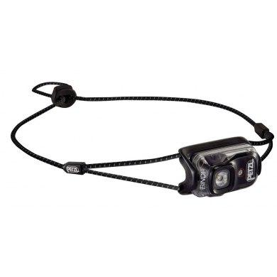 Linterna Frontal Ultraligera Recargable Petzl BINDI 200 lm Negro - PETZL BINDI NEGRO (1)